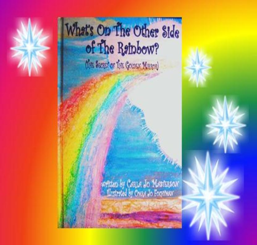 Purchase Signed Book Whats On The Other Side Of The Rainbow